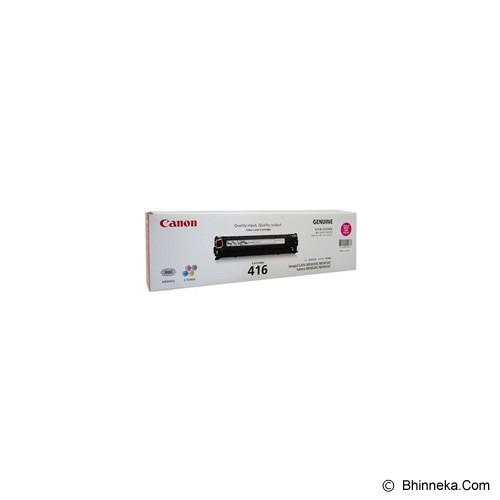 CANON Magenta Toner [416] - Toner Printer Canon
